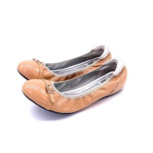 NEW! ICE ICEBERG FLATS MADE IN ITALY SIZE 39